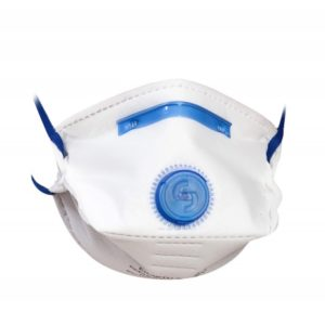 Atemschutzmaske Copra Foldy FFP2